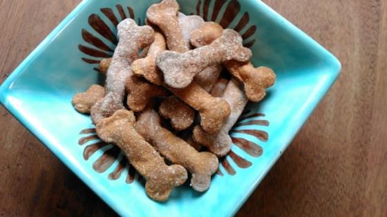 Photo of 2-Ingredient Dog Treats by Bren