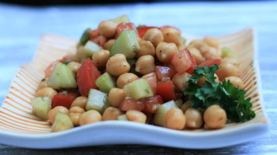 Photo of Quick Chickpea Salad  by Capri Primerano