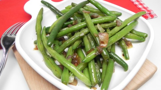 Photo of Sauteed Green Beans with Onion by dmcconnell