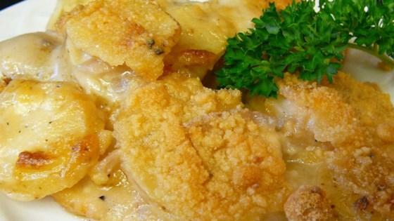 Photo of Buttermilk Parmesan Potatoes by BELFLOREK