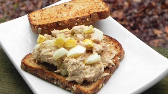 Tuna Salad with Hard-Boiled Eggs Recipe