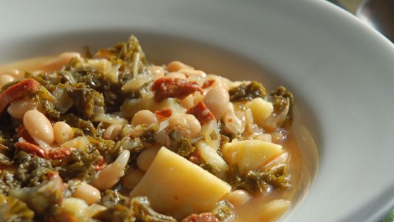 Photo of Portuguese Kale Soup by John J. Pacheco