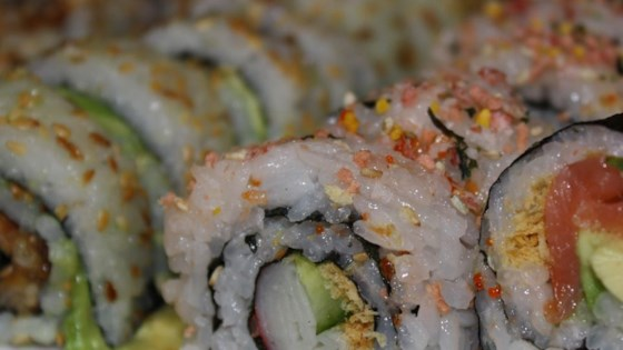 Photo of Mom's Sushi Rice by PUMPKINBIRD