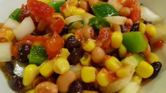 Photo of Spicy Bean Salsa by Susan Navarrete