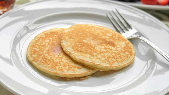 Photo of Homemade Pancakes by stephkarate1