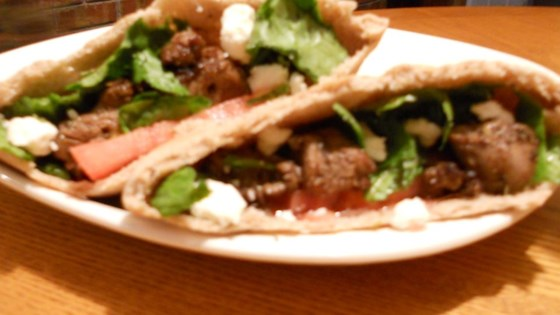 Photo of LIZZY217's Lamb Gyros by LIZZY217