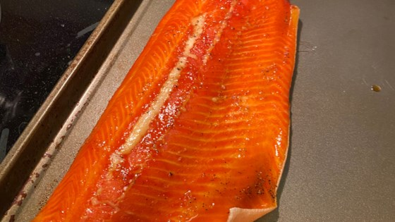 Photo of Dry-Brined Smoked Salmon  by Kaitlyn85