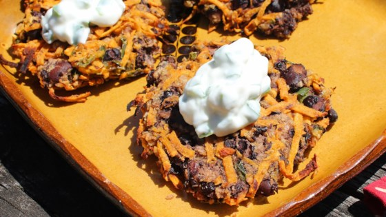 Photo of Spicy Black Bean Cakes by CHRISTINA5362