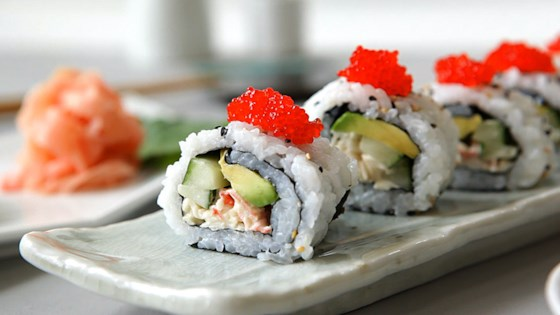 Photo of Basic California Roll by ChefJackie