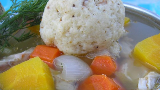 Photo of Angel Family Chicken Soup with Matzo Balls by JacobAngel
