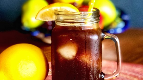 iced lemon coffee review by yoly