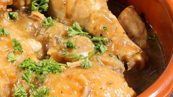pollo alla birra for two review by dick hubbard