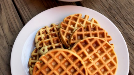 Photo of Sourdough Discard Waffles by Diana71