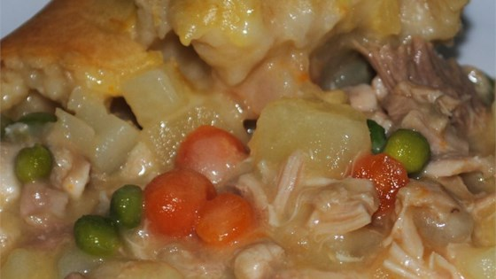 Photo of Angela's Amazing Chicken Pot Pie  by Angela Morris