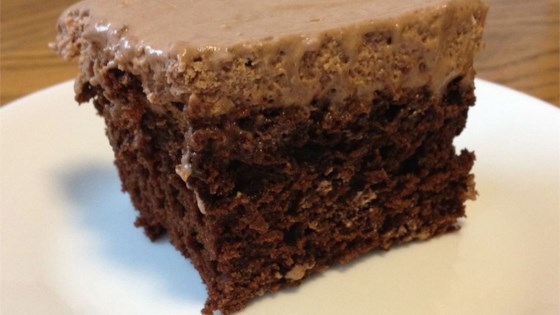Photo of Honey-Cocoa Frosting by Mrs. Michael Ramey
