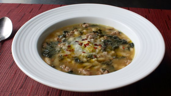 Photo of Italian White Bean and Sausage Stew by Chef John