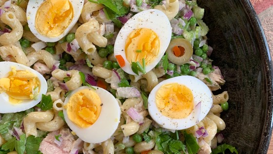 Photo of Easy Tuna Pasta Salad by Matthew Francis