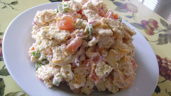 Photo of Cracker Salad by DIANA_LESLIE
