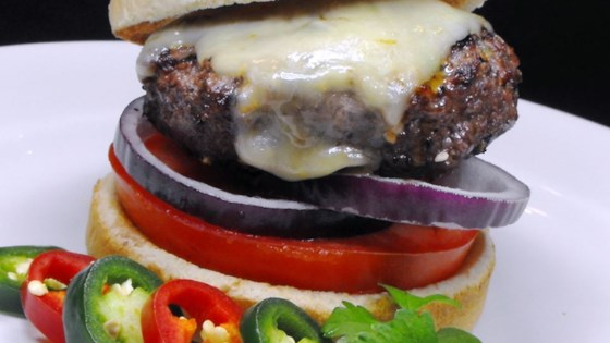 Photo of Jalapeno-Garlic-Onion Cheeseburgers by Steve