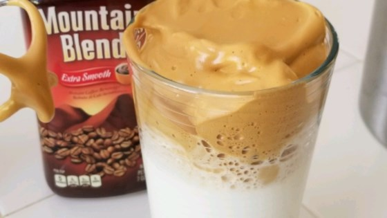 dalgona coffee whipped coffee review by buster