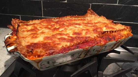ravioli with shrimp rose sauce review by william karnasiotis