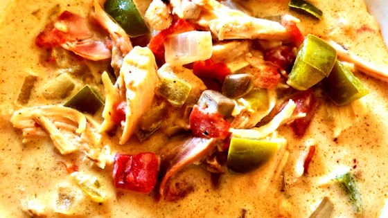 slow cooker creamy chicken taco soup review by lynda