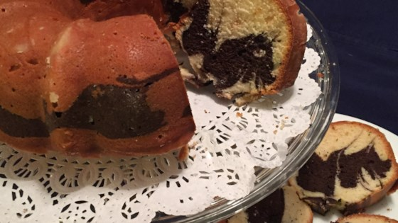omas german marble cake review by juliana