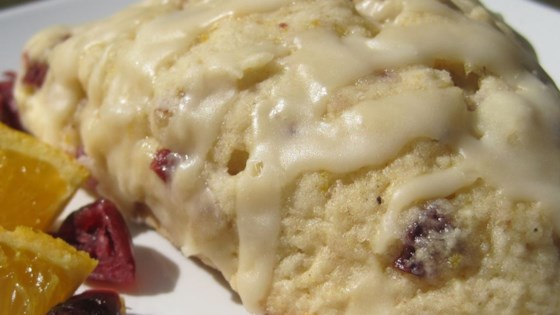 Photo of Cranberry Scones by CRISTINA GOMEZ