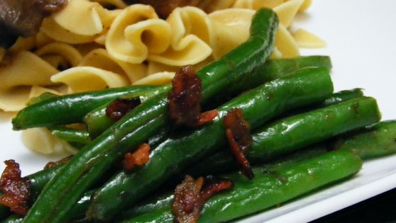 Photo of Savory Green Beans by Eve