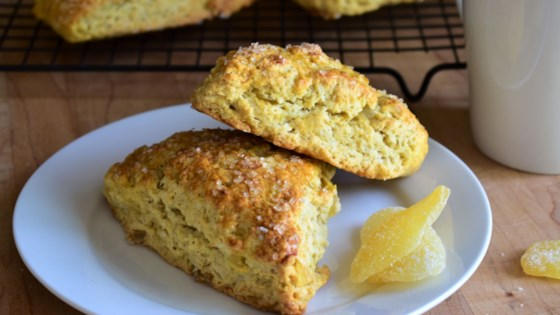 Photo of Ginger Scones by Kim