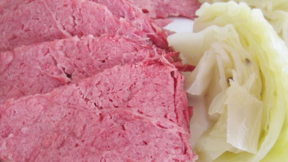 Photo of Lucky's Lucky Corned Beef and Cabbage by luckysnightmare