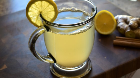 warm lemon honey and ginger soother review by africajack