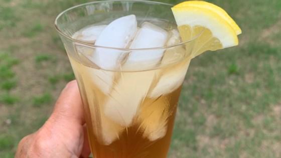 Photo of Lemon-Ginger Iced Tea by Paula