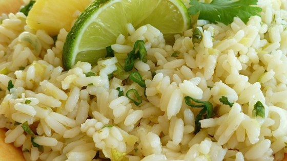 Photo of Pineapple-Lime Rice by CHARITYBOO