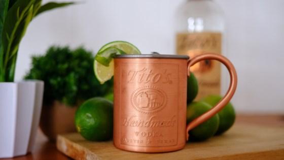 Photo of Tito's American Mule by Tito's Handmade Vodka