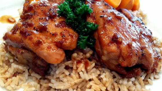 Photo of Grilled Chicken Adobo by HEART-OF-MIDLOTHIAN