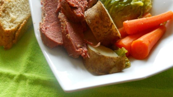 Photo of Corned Beef and Cabbage II by Cindy