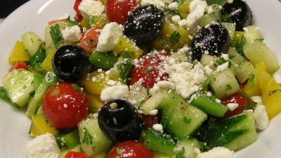 Photo of Summer Pepper Salad by barbzal