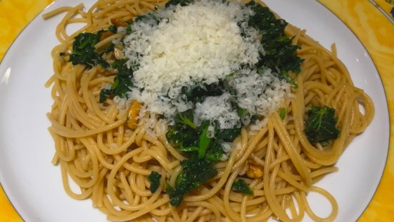 Photo of Pasta with Stinging Nettles by nch