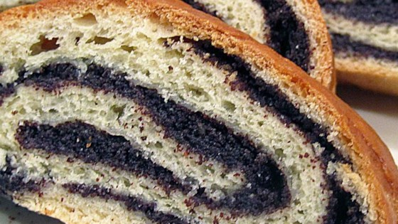 Photo of Old World Poppy Seed Roll by Linda(LMT)
