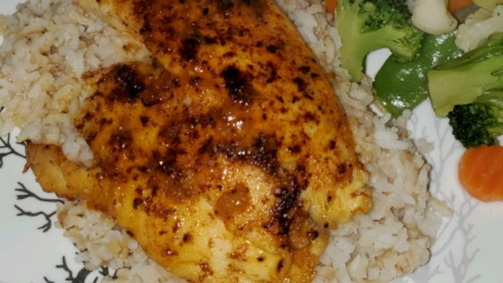 Photo of Orange-Chile Tilapia by RobynnE