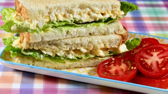 Southern-Style Egg Salad Recipe