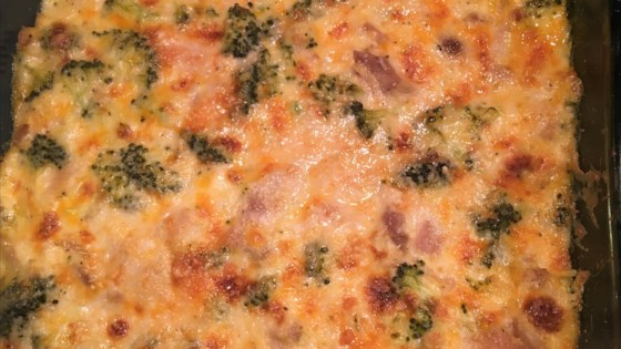 Photo of Cheesy Chicken and Broccoli Casserole by Eric Wood