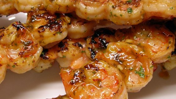 Photo of Amazing Spicy Grilled Shrimp by Pat Rota