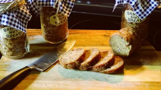banana nut bread baked in a jar review by zoeee