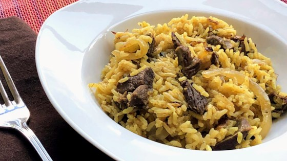 Photo of Spicy Goat Curried Rice Pilaf by Stephan Peters