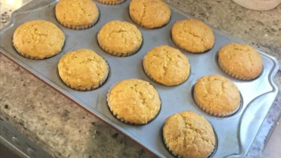 Photo of Sunrise Mango-Coconut Muffins by gerdmenu