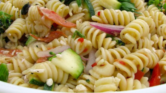 Photo of Summer Pasta Salad II by MENTHA