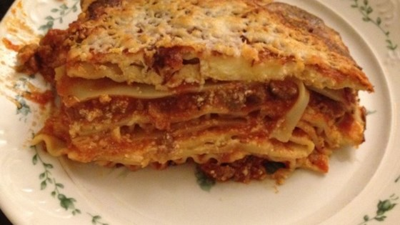 Photo of Classic Lasagna by Barb R