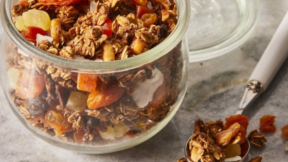 vegan granola review by holly rogers